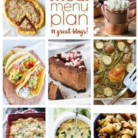 Easy Meal Plan Week 74 from foodiewithfamily and friends.