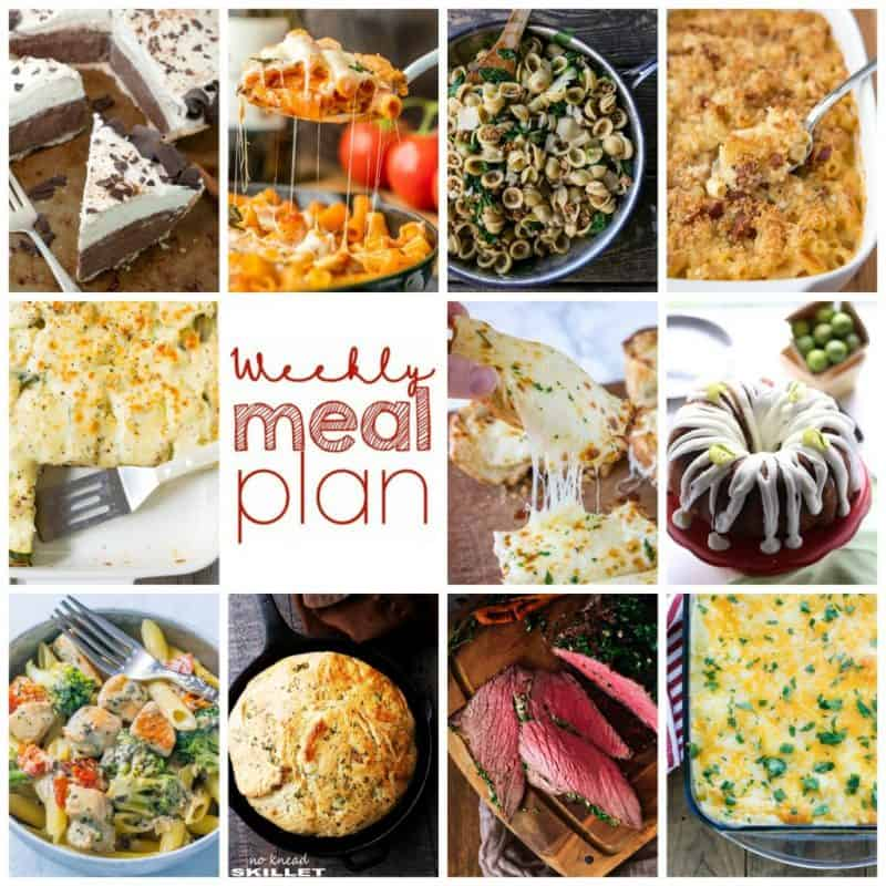 Easy Meal Plan 89