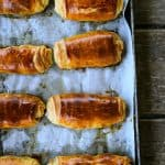 Homemade Pain au Chocolat (French Chocolatines) by foodiewithfamily.com