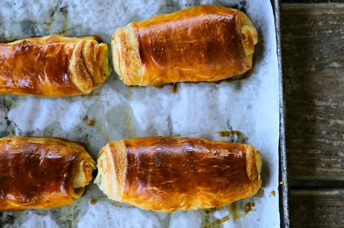 Pain au Chocolat – French Chocolatine