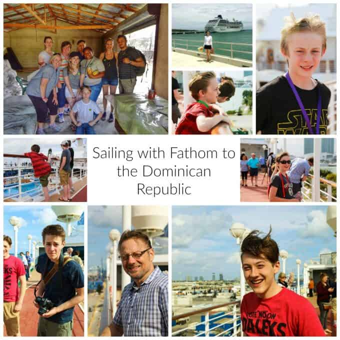 Sailing with Fathom to the Dominican Republic: Foodie with Family