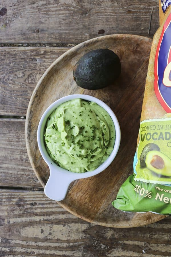 Green Goddess Guacamole with Hass Avocados