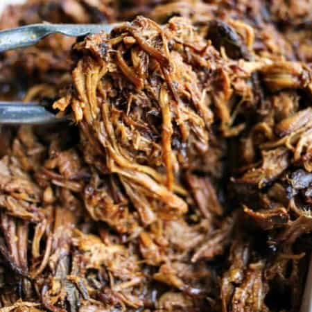 Slow-Cooker Apple Cider Pulled Pork