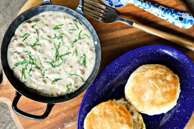 Classic Sausage Gravy will never win any accolades for being beautiful, but it is ultimately comforting and beyond simple.