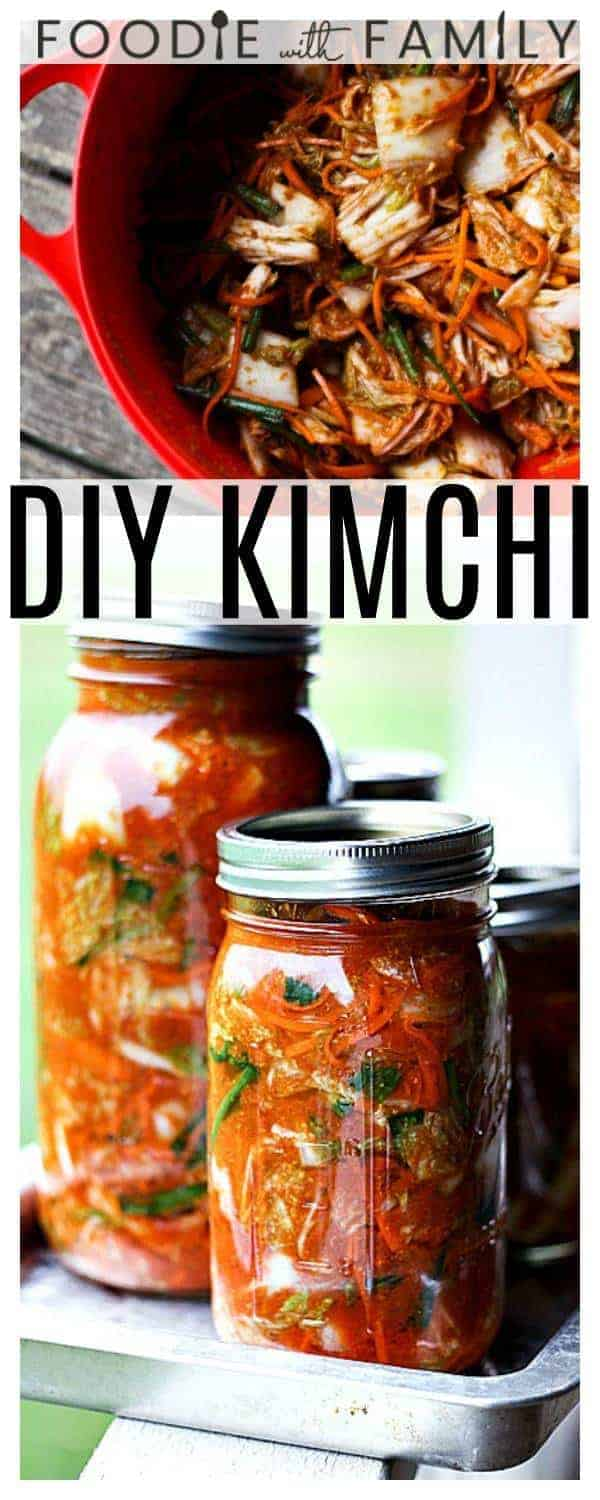 This fragrant, simple, authentic, healthy Easy, Fast Kimchi Mak Kimchi recipe can be made in any kitchen. This tutorial takes the mystery out of making it yourself!