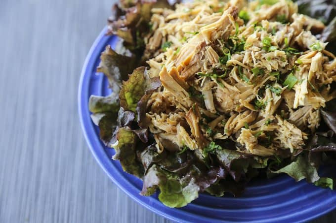 Slow Cooker Lemongrass Pork from foodiewithfamily.com