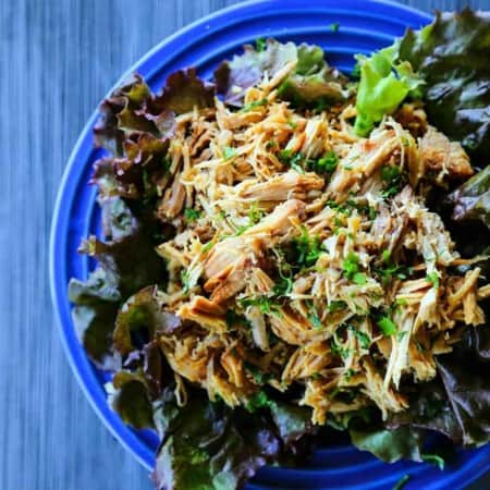 Slow-Cooker Lemongrass Pork