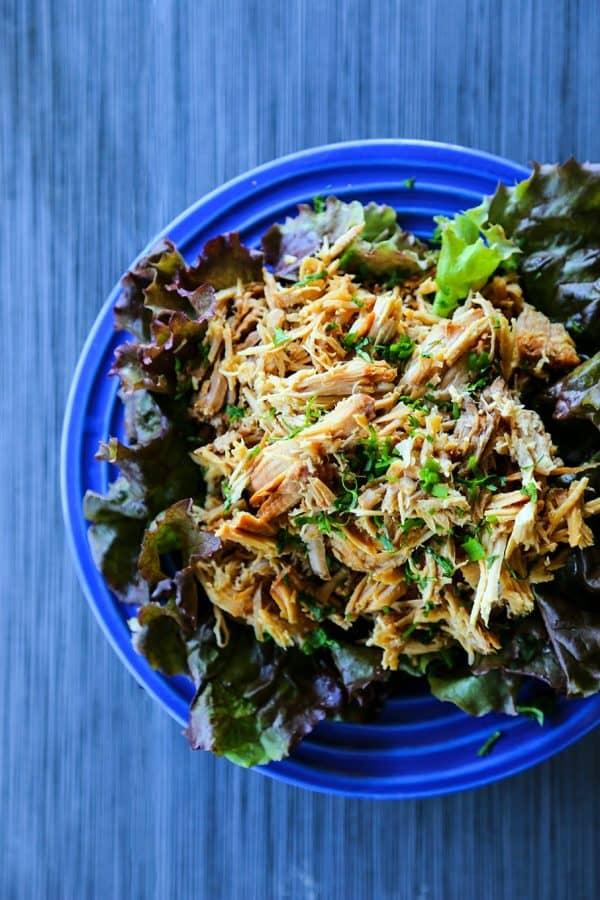 Slow Cooker Lemongrass Pork from foodiewithfamily.comSlow Cooker Lemongrass Pork from foodiewithfamily.com