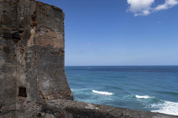 Princess Cruises Caribbean Princess San Juan Walking Tour March 2019