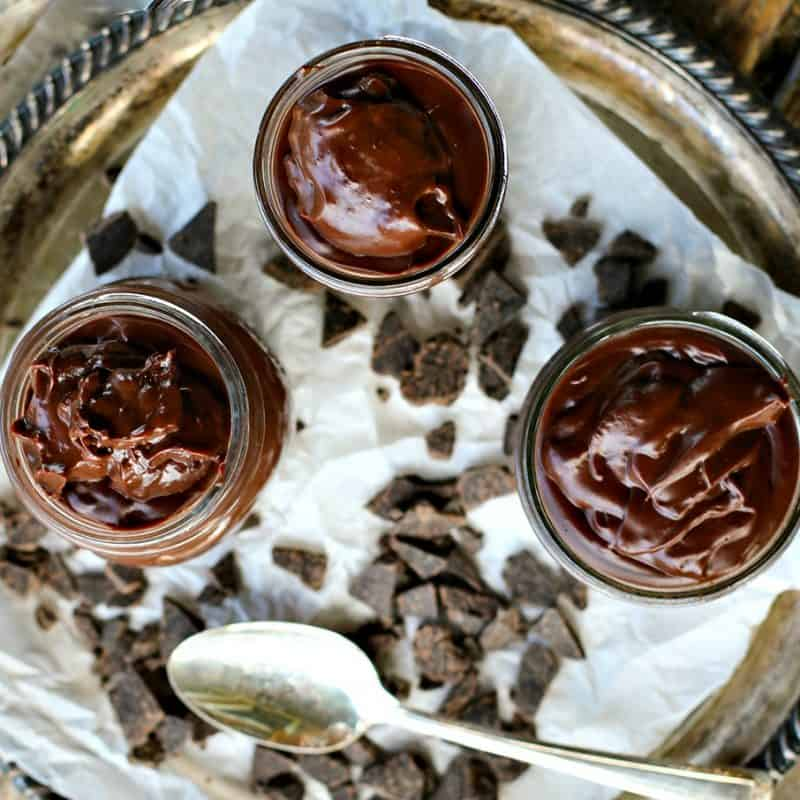 Old Fashioned Double Chocolate Mocha Pudding